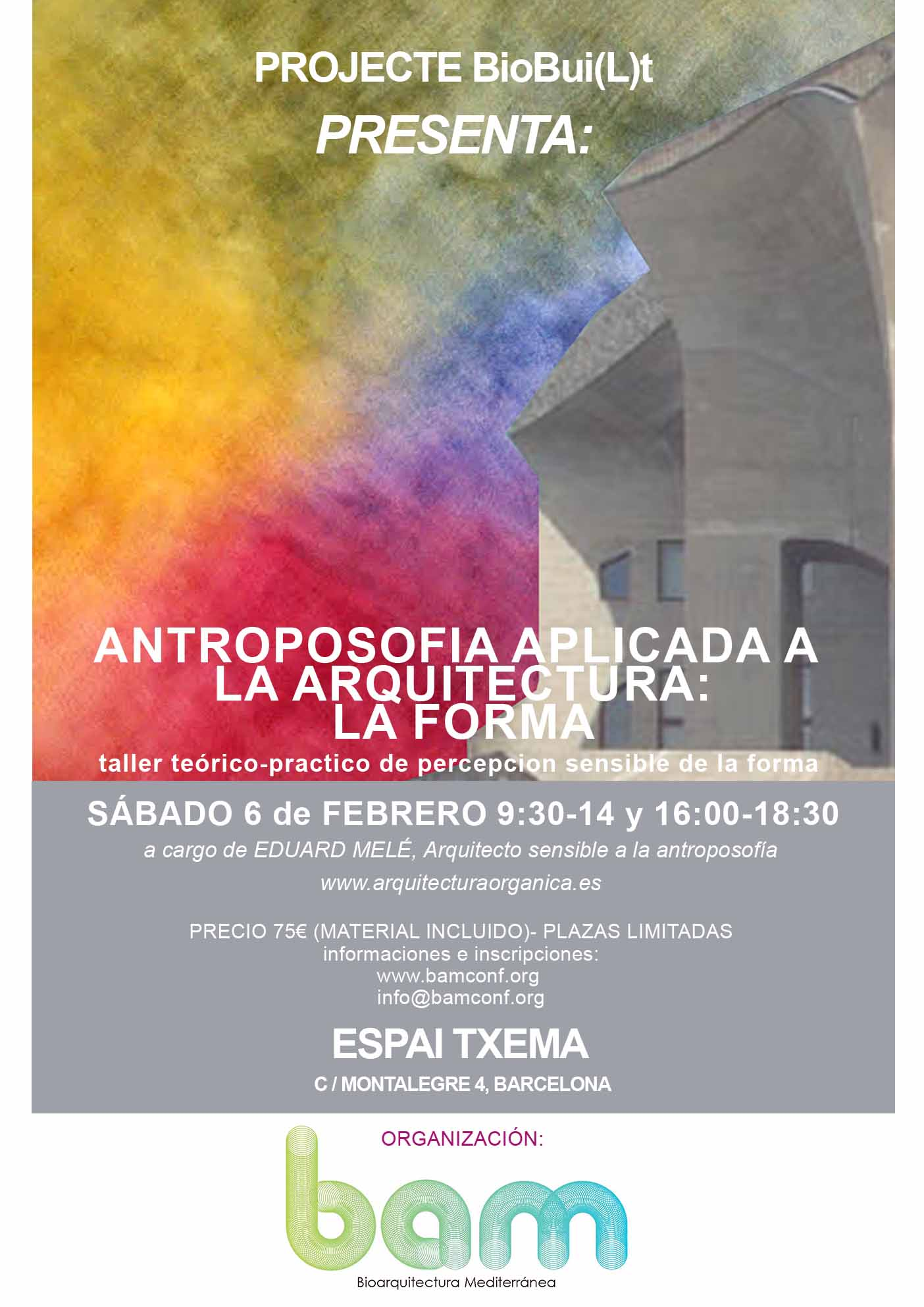 taller antroposofia FORMA